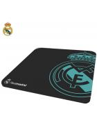TAPETE RATO REAL MADRID (220*220*1.5MM) PRETO ORIGINAL BLISTER