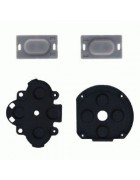 KIT BORRACHAS D-PAD PARA SONY PSP 1000