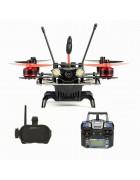 DRONE EACHINE ASSASSIN 180 ARF+VR-007 ORIGINAL BLISTER