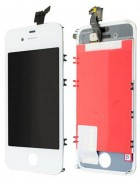 TOUCHSCREEN COM DISPLAY IPHONE 4 BRANCO (HIGH QUALITY)