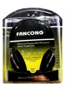 HEADPHONE AAM035 PRETO C/MICROFONE