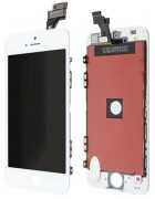 TOUCHSCREEN COM DISPLAY IPHONE 5 BRANCO (HIGH QUALITY)