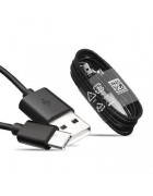 CABO DADOS SAMSUNG EP-DW720CBE PRETO ORIGINAL (MICRO USB TYPE C)