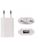 CARREGADOR/ADAPTADOR DE CORRENTE USB 5W APPLE A1400 ORIGINAL