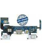 FLEX CONECTOR CARGA MICRO USB, AUDIO JACK E MICROFONE SAMSUNG GALAXY A5, A500F 100% ORIGINAL (GH96-07778A)