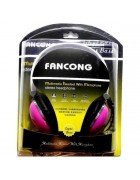 HEADPHONE AAM035 FUCSIA C/MICROFONE