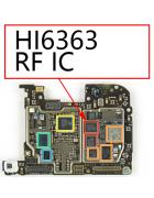 FILTRO FREQUÊNCIA INTERMÉDIA IC HI6363 HUAWEI P20 PRO, P20, MATE 10 ORIGINAL