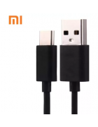 CABO DADOS XIAOMI PRETO ORIGINAL (MICRO USB TYPE C)