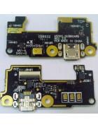 FLEX CONETOR CARGA E MICROFONE ASUS ZENFONE 5 A502CG ORIGINAL