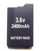 BATERIA PSP 2000 2004 3000 3004, Li-POLYMER, 3,6 VOLTIOS, 2400mAH COMPATIVEL