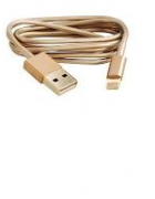 CABO USB iPHONE 5G,5S,5C GOLD BLISTER
