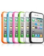 BUMPER SILICONE (TPU) IPHONE 4G,4S BRANCO