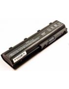 BATERIA COMPATIVEL HP COMPAQ CQ42, CQ62 4400MAH 10.8V PRETA