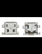 CONETOR CARGA MICRO USB ZTE MEO TABLET 2, E8Q ORIGINAL