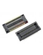 CONETOR DE BOARD TO BOARD 30 PINOS LG L BELLO D331, LG L65, L70 D320N ORIGINAL