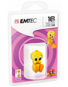 PEN DRIVE EMTEC TWEETY 16GB BLISTER (USB 2.0)