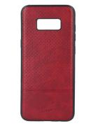 CAPA PREMIUM SAMSUNG S7, G930 VERMELHA