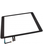 TOUCHSCREEN COM BOTAO DE MENU IPAD 6 2018 (A1893, A1954) PRETO ORIGINAL