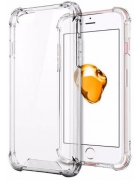 CAPA RIGIDA SAMSUNG GALAXY S6 EDGE PLUS TRANSPARENTE