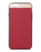 CAPA SKIN SAMSUNG S6, G920 VERMELHA