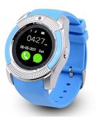 Relógio Inteligente Smartwatch V8 Sport Android/iOS azul