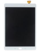 """TOUCHSCREEN E DISPLAY TABLET SAMSUNG GALAXY TAB A P550, P555 de 9.7"""" BRANCO ORIGINAL"""