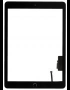 TOUCHSCREEN COM BOTAO DE MENU IPAD 5 2017 (A1822, A1823) PRETO ORIGINAL