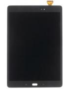 """TOUCHSCREEN E DISPLAY TABLET SAMSUNG GALAXY TAB A P550, P555 de 9.7"""" PRETO ORIGINAL"""