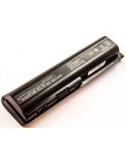 BATERIA COMPATIVEL HP CQ50, DV4, DV5, DV6 SERIES 8800MAH 10.8V PRETA