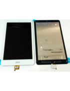 TOUCHSCREEN E DISPLAY TABLET ACER ICONIA ONE 8 B1-830, B1-820 BRANCO ORIGINAL