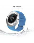 Smartwatch Y1 Android e iOS azul