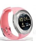 Smartwatch Y1 Android e iOS rosa