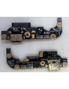 FLEX CONETOR CARGA E MICROFONE ASUS ZENFONE 3 ZE552KL, Z012D ORIGINAL