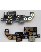 FLEX CONETOR CARGA E MICROFONE ASUS ZENFONE ZOOM ZX551ML ORIGINAL